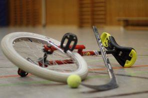 Die haben doch ein Rad ab! – <br/> Der Sport Einradhockey