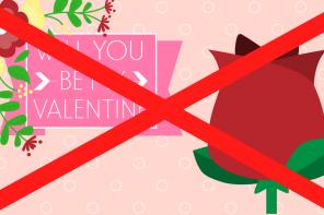 Kommentar: Valentinstag? Stress pur!