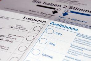 Wer darf in Deutschland wählen – und wer nicht?