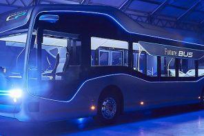 Die Busse der Zukunft