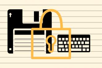 Verschlüsselte Dateien