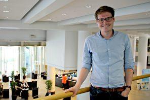 Von der Uni in den Landtag: Moritz Körner ist jüngster Abgeordneter