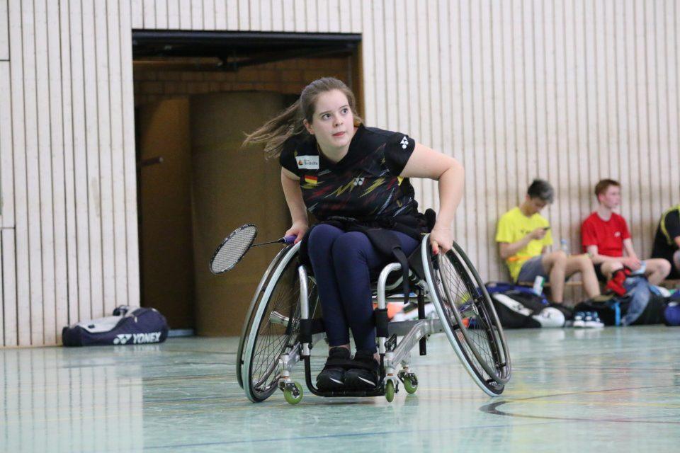 Erfolgreich mit Behinderung