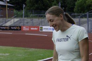 Der Sprint ins unsichtbare Ziel