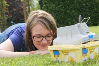 Do it yourself: Klimaanlage selbstgebaut. Foto: Pia Eickhoff