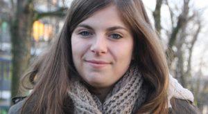 Svenja Klotz hat die Sonnenkrankheit EPP